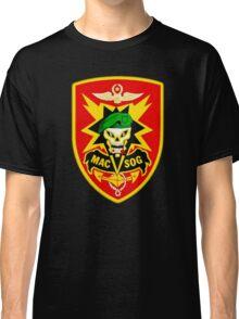 Macv-Sog Patch Classic T-Shirt