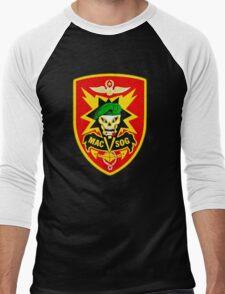 Macv-Sog Patch Men's Baseball ¾ T-Shirt