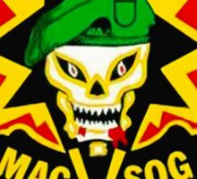 Macv-Sog Patch Sticker