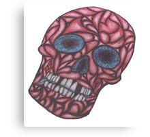 Head Ake - Pen & Ink Canvas Print