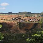 Mt Morgan's Historical Gold & Copper Mine by Michelle Munday