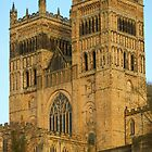 towers of glory - Durham cathedral -England-uk by Graeme Simpson
