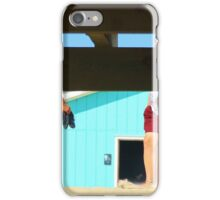 Going to the beach! iPhone Case/Skin