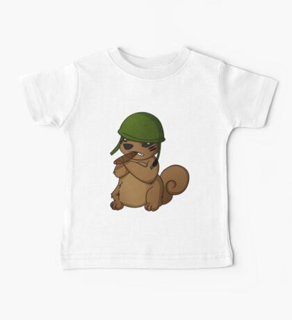 squirrel II Baby Tee
