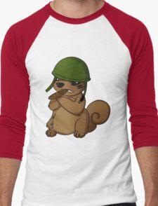 squirrel II Men's Baseball ¾ T-Shirt