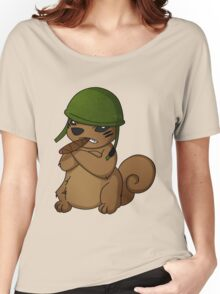 squirrel II Women's Relaxed Fit T-Shirt