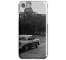 1950's Taxi, Havana iPhone Case/Skin