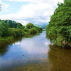 forever running-poorly bridge-ullswater-uk by Graeme Simpson