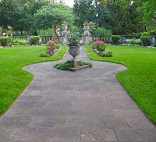 Glendon College Gardens by MarianBendeth