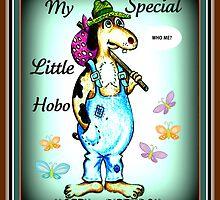 LITTLE SWAGGIE CARD by kevperan