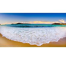 Fingal Bay Port Stephens Photographic Print