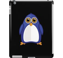 Blue Penguin 2 iPad Case/Skin