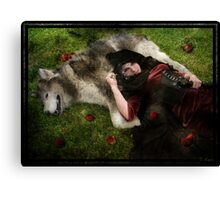 Morgen Le Fey Canvas Print