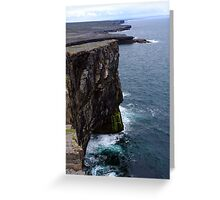 The Aran Islands County Galway Greeting Card