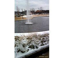 Morange Park in Gadsden, AL Photographic Print