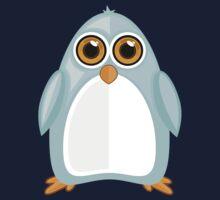 Baby Blue Penguin Kids Clothes