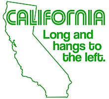 California Is for Lovers...of California Photographic Print