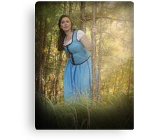 Belle from Once Upon a Time Canvas Print