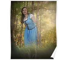 Belle from Once Upon a Time Poster
