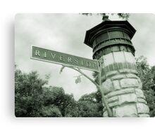 Riverside IL Canvas Print