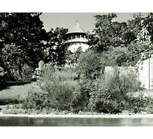 Water Tower in Riverside IL Photographic Print