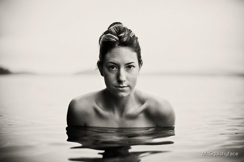 Ali, Lake Saint George, Maine by McSquishyface