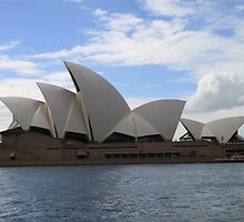 Sydney Opera House by Michelle Munday
