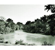 Des Plaines River, Riverside, IL Photographic Print