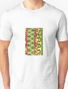 African Pattern Zentangle T-Shirt
