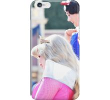 Parade Princesses iPhone Case/Skin