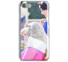 Parade Princesses iPhone Case/Skin