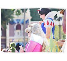 Disney's Parade Princesses Poster