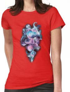 Horsey Womens Fitted T-Shirt