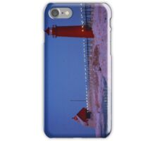 Grand Haven lighthouse picture for cellphone iPhone Case/Skin