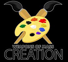 Weapons of mass creation 2 by Adamzworld