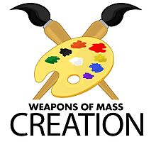 Weapons of mass creation by Adamzworld
