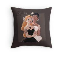 LOVE WINS 02 - Pillow Throw Pillow