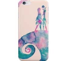Watercolor Nightmare iPhone Case/Skin