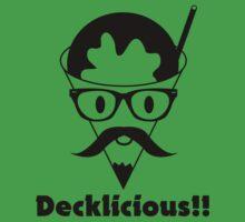 Decklicious! by NikkaPotts