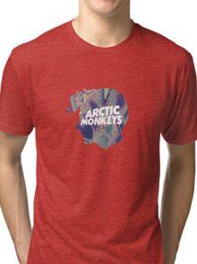 Arctic Monkeys Head Logo Tri-blend T-Shirt