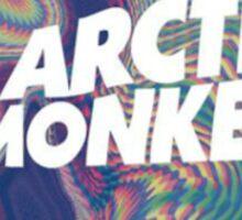 Arctic Monkeys Head Logo Sticker