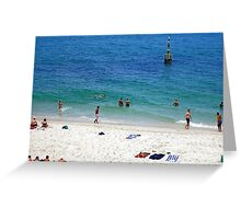 Cottesloe Bell Greeting Card