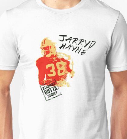 Jarryd Hayne wh Unisex T-Shirt