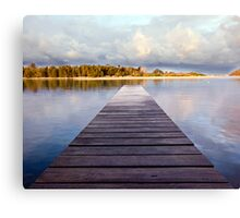 Back to Scapes Canvas Print