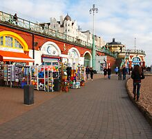 Picturesque Brighton by zumi