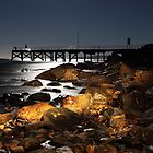 Night Fishing by Photography1804
