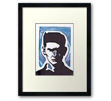 Top-Man Framed Print