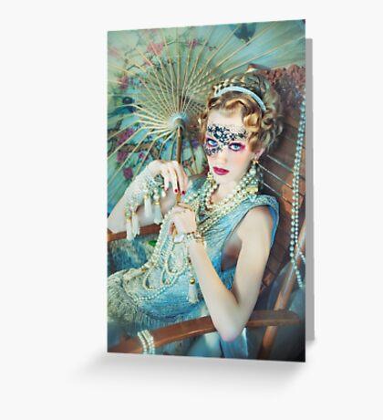 indochine V Greeting Card