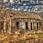 Ghosts of Pioneers Past by Terence Russell