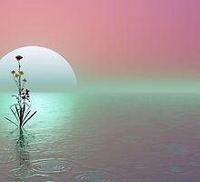 Flowers In The Rain by Ineke-2010